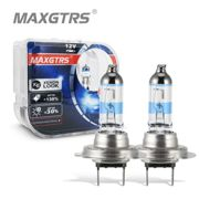 2x H7 H8 H11 9005 HB3 9006 HB4 880 881 H1 H3 HeadLight HOD Xtreme Lamp 3900K Xenon White 100W Replacement Car Halogen Light Bulb
