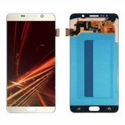 5.7''Original Amoled LCD For SAMSUNG Galaxy Note 5 N920 N920F N920A N920C LCD Display + Touch Screen Digitizer Replacement Parts