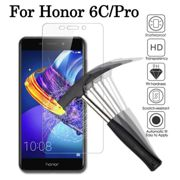 9H Tempered Glass On Honor 6C Pro Protective Glass For Huawei Honor 6A 6X 6 CPro Screen Protector Hwawei Honer 6 C C6 Armor Film