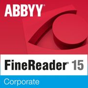 ABBYY FineReader 15 Corporate, 1 User, WIN, Full Version, Download