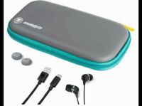 Accesorios - Snakebyte Switch Lite Pack Travel, Kit Bag, Cable de carga, Auriculares