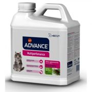 Arena Aglomerante para Gatos Advance Multiperformance 6,36 kg