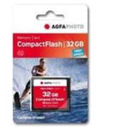 AgfaPhoto USB & SD Cards Compact Flash 32GB SPERRFRIST 01.01.2010 memoria flash CompactFlash