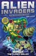 Alien Invaders 8: Minox - The Planet Driller (ebook)