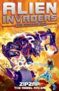 Alien Invaders 9: Zipzap - The Rebel Racer (ebook)