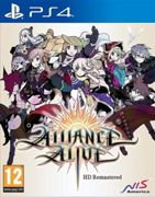JUEGO SONY PS4 THE ALLIANCE ALIVE HD REMASTERED