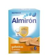 ALMIRON ADVANCE GALLETITAS 6 CEREALES 180GR