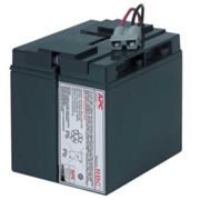 Apc Ups Battery Cartridge Replacement 7 One Size Black