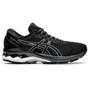 Asics Gel Kayano 27 Running Shoes EU 43 1/2 Black / Pure Silver