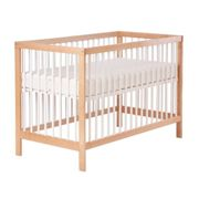 AVAX BABY Ascella Cuna 120/60 Natural/Blanco