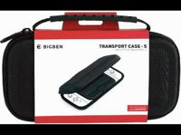 BIG BEN - Funda - Bigben Transport Case-S, Para Nintendo Switch Lite, Negro