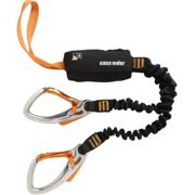 Black Diamond Easy Rider Via Ferrata Set Dk Slate 19 Narnaja/gris [talla : Unica]