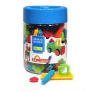 Blocks - 75 pcs (Bote con Asa)