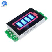 BMS 1S 2S 3S 4S 6S 7S 18650 Li-po Lithium Battery Capacity Indicator Module Meter Power Level Display Board Charge Accessory