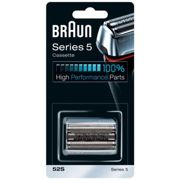 Braun Casette 52s One Size Black