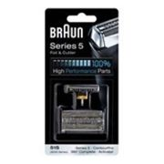 Braun Series 5 Combi 51s Foil and Cutter Replacement Pack (formerly 8000 360 Complete or Activator) by Braunbelleza Masculina