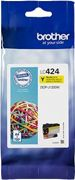 Brother Cartucho Tinta Lc424y One Size Yellow