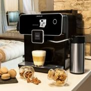 Cafetera Megautomática Cecotec Power Matic-ccino 8000 Touch Serie Nera