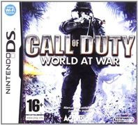 NDS Call Of Duty: World At War