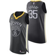 Camiseta auténtica Golden State Warriors Nike Statement - Kevin Durant - Hombre 52