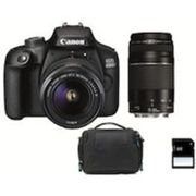 Canon EOS 4000D KIT EF-S 18-55MM F3.5-5.6 III + EF 75-30