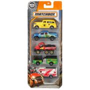 Cars Matchbox 5 Assorted Car Pack 5 Years Multicolour