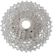 Cassette Shimano Dyna-Sys Deore XT (10 velocidades) - Cassettes Plata 11-32