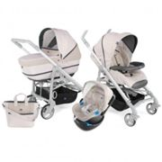 CHICCO Trio Love up Beige