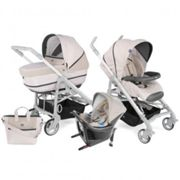 CHICCO Trio Love up i-Size Beige