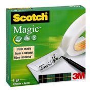 CINTA INVISIBLE SCOTCH 66x25