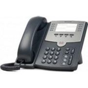 Cisco - SPA501G - 8 Line IP Phone With PoE and PC Port