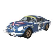 COCHE SCALEXTRIC REANULT ALPINE A110