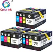 ColorInk for HP 950XL for 951XL For HP950 ink cartridge 950 951 HP Officejet Pro 8600 8610 8615 8620 8630 8625 8660 8680 Printer