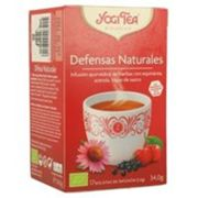 Defensas Naturales Bio 17 sobres Yogi Tea