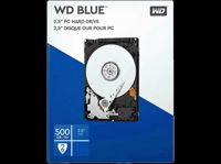 "Disco duro de 500Gb - WD Laptop Mainstream, interno, 2.5"", SATA II"