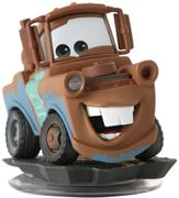 Disney Infinity Tow-Mater Character
