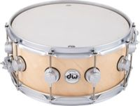 "DW 14""""x06"""" Satin Snare Natural SC"
