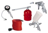 Einhell Professional Compressed Air Kit 5 Pieces One Size Multicolour