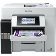 Epson Ecotank Et-5880 4800x2400 Multifunction One Size White