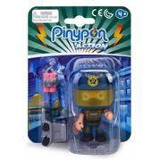 Famosa Pin Y Pon Action Figure Police Squad Eod One Size Multicolor