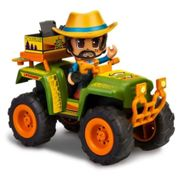 Famosa Pin Y Pon Action Wild Quad One Size Multicolor