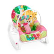 Fisher-price Infant-to-toddler Rocker Up to 18 Kgs Pink / Multicolour