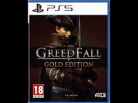 Koch Media Juego Ps5 Greedfall Gold Edition One Size Multicolor