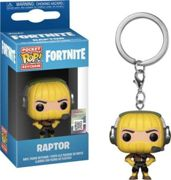 Funko Pop Keychain: Fortnite S1a - Raptor