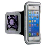 Gaiam Armband For Smarphone 4 Inch One Size Violet