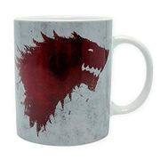 GAME OF THRONES - Taza - 320 ml -The North remembers- box