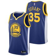 Golden State Warriors Nike Icon Swingman Camiseta de la NBA - Kevin Durant - Hombre L