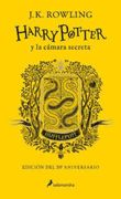 Harry Potter y la camara secreta. Hufflepuff Amarillo