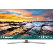 Hisense H55U7B TV 138,7 cm (54.6 pulgadas pulgadas) 4K Ultra HD Smart TV Wifi Negro, Plata