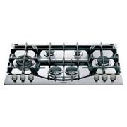 Hotpoint Ariston PHN 961 TS/IX/HA Placa de gas cm. 87 - acero inoxidable